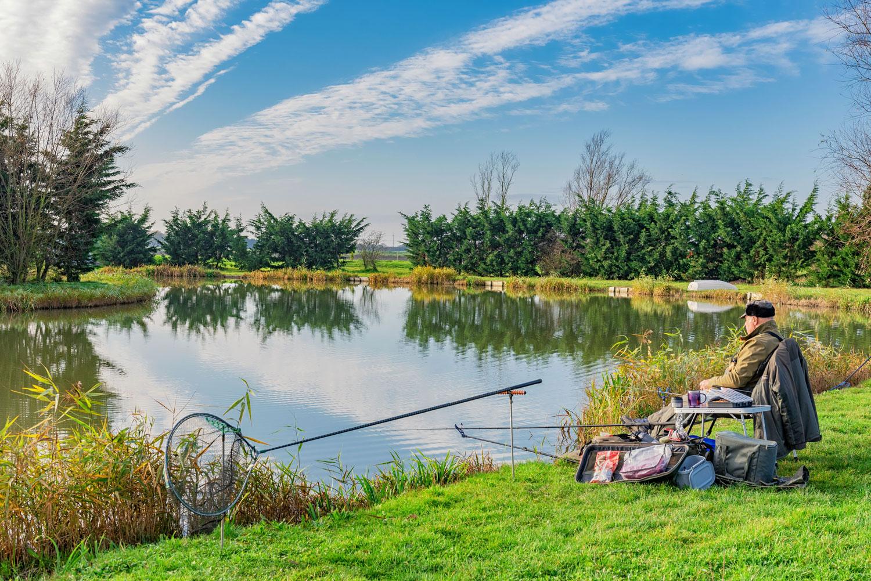 fishing at head fen