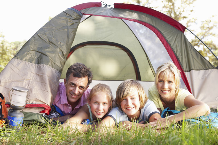 camping and caravan park in east anglia